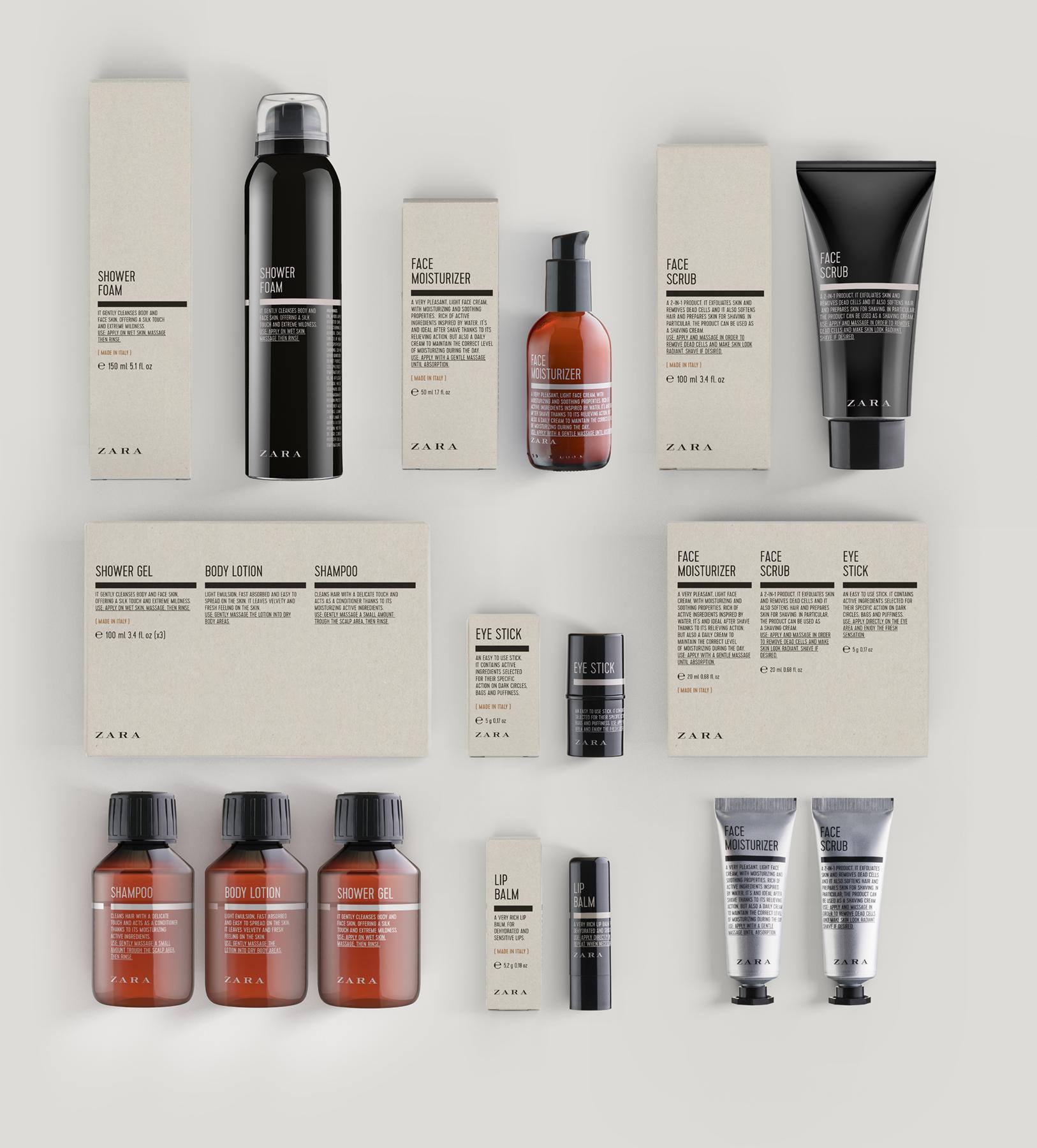 Cosmetics: Lavernia & Cienfuegos