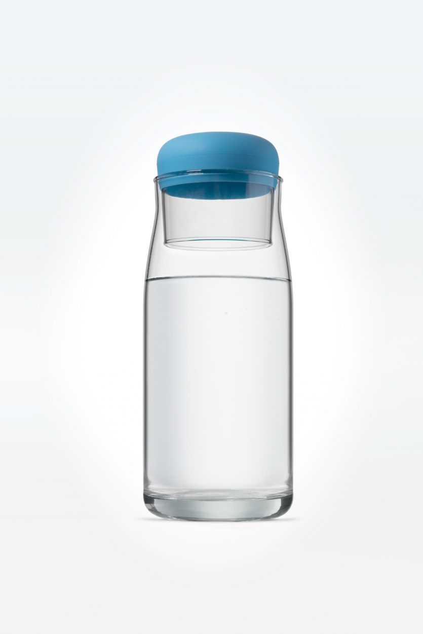 Global Omnium Carafe and Glass