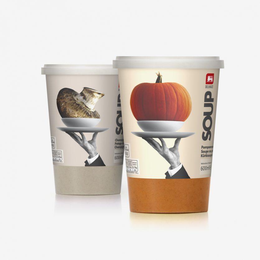 Delhaize Soups